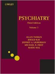 Psychiatry, 2 Volume Set (Volumes 1 and 2)
