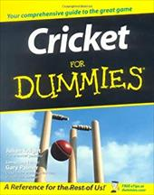Cricket for Dummies - Knight, Julian / Palmer, Gary / Bull, Steve