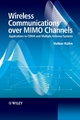 Wireless Communications over MIMO Channels - Volker Kuhn