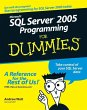 Microsoft SQL Server 2005 Programming For Dummies (eBook, PDF) - Watt, Andrew