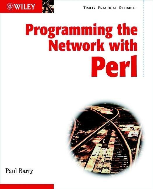 Programming the Network with Perl als eBook von Paul Barry - John Wiley & Sons