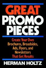 Great Promo Pieces - Herman Holtz