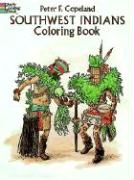 Southwest Indians Coloring Book