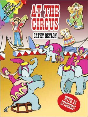 At the Circus - Cathy Beylon