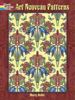 Art Nouveau Patterns