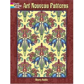 Art Nouveau Patterns - Marty Noble