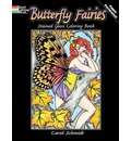 Butterfly Fairies Stained Glass Coloring Book - Carol Schmidt