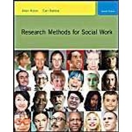 Research Methods for Social Work - Allen Rubin