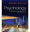 Study Guide for Weiten S Psychology: Themes and Variations, Briefer Edition - Wayne Weiten