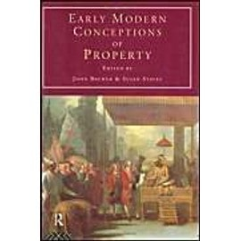 Early Modern Conceptions of Property - John Brewer