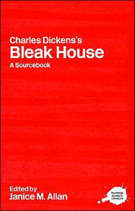 A Routledge Literary Sourcebook on Charles Dickens' Bleak House - Janice M. Allan