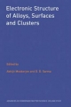 Electronic Structure of Alloys, Surfaces and Clusters - Abhijit Mookerjee;  Sarma.D. D.
