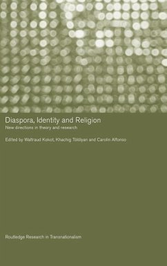 Diaspora, Identity and Religion: New Directions in Theory and Research - Kokot, Waltraud