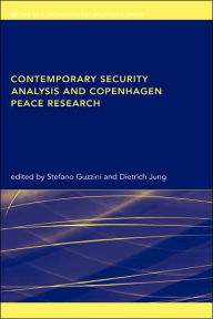 Contemporary Security Analysis and Copenhagen Peace Research - Stefano Guzzini