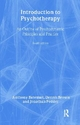 Introduction to Psychotherapy - Anthony Bateman; Dennis Brown; Jonathan Pedder