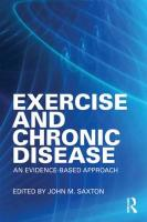 Exercise and Chronic Disease