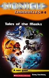 The Tales of the Masks - Farshtey, Greg