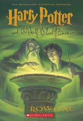 Harry Potter and the Half-Blood Prince als Taschenbuch von J. K. Rowling - HARRY POTTER