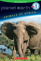 Planet Earth: Animals of Africa - Ryan-Herndon, Lisa