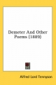 Demeter and Other Poems (1889) - Alfred Tennyson