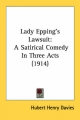 Lady Epping's Lawsuit - Hubert Henry Davies