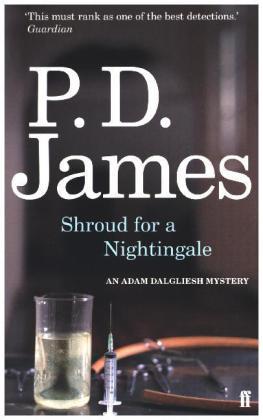 Adam Dalgliesh: Shroud for a Nightingale - James, P. D.