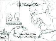 A Toothless Tale - Amina Hines, Rasheed D. Hines (Illustrator)