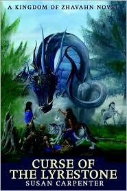 Curse of the Lyrestone: A Kingdom of Zhavahn Novel
