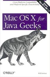 Mac OS X for Java Geeks - Iverson, Will