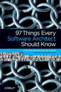 Richard Monson-Haefel: 97 Things Every Software Architect Should Know
