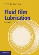 Fluid Film Lubrication - Andras Z. Szeri