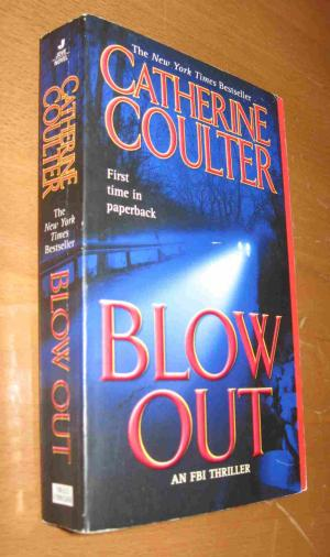 Blow  Out - Coulter, Catherine