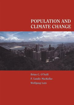 Population and Climate Change - O'Neill, Brian C. Mackellar, F. Landis Lutz, Wolfgang
