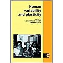 Human Variability And Plasticity