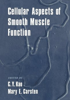 Cellular Aspects of Smooth Muscle Function - Kao, C. Y. / Carsten, Mary E. (eds.)