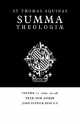 Summa Theologiae: Volume 21, Fear and Anger - Saint Thomas Aquinas; John Patrick Reid