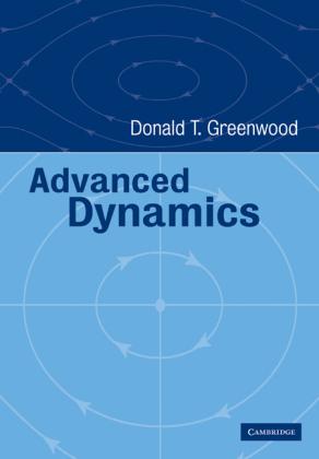 Advanced Dynamics - Greenwood, Donald T.