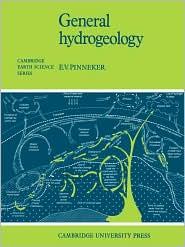 General Hydrogeology