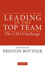 Leading in the Top Team - Bottger, Preston (EDT)