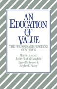 An Education of Value