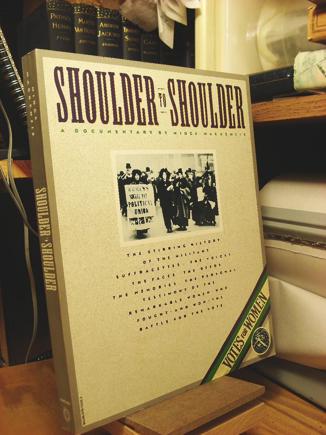 SHOULDER TO SHOULDER (Vintage books)