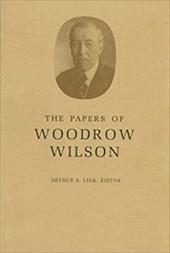 The Papers of Woodrow Wilson, Volume 66: August 2-December 23, 1920 - Wilson, Woodrow / Little, John E. / Link, Arthur S.