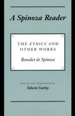 A Spinoza Reader - The