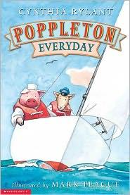 Poppleton Everyday (Turtleback School & Library Binding Edition) - Cynthia Rylant, Mark Teague (Illustrator)