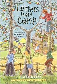 Letters from Camp (Turtleback School & Library Binding Edition) - Kate Klise, M. Sarah Klise (Illustrator)