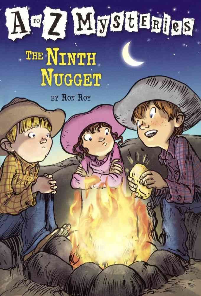 The Ninth Nugget - Ron Roy