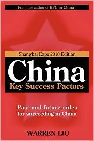 China: Key Success Factors - Warren Liu