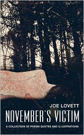 November's Victim - Joe Lovett