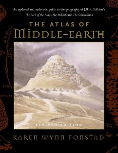 The Atlas of Middle-Earth - Fonstad, Karen Wynn