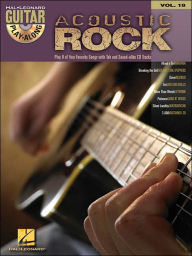 Acoustic Rock Guitar Play-Along - Hal Leonard Corp.